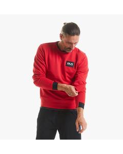 Cln Midline Sweat Red