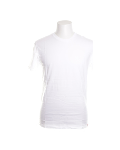 Levi Strauss & Co, T-shirt, Strl: L, Crew Neck Slim Fit, Vit, Bomull