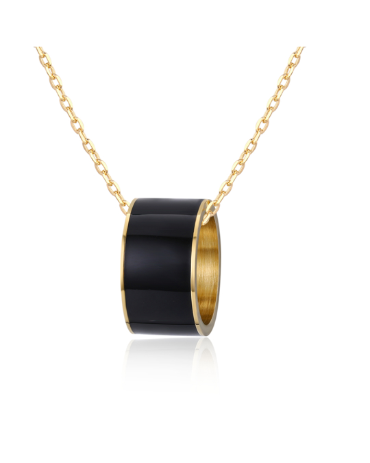By Jolima Twiggy Penadnt Necklace Gold
