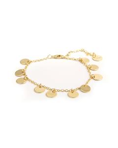 Coin Bracelet G Gold