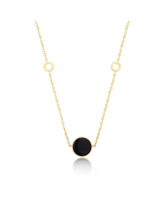 Twiggy Necklace Gold