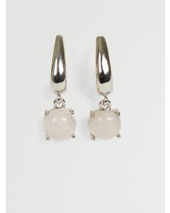 Menton Earring S Silver