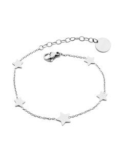 Star Love Bracelet Silver