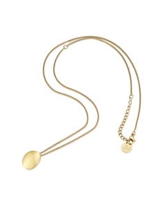 Livia Pendant Necklace G Gold