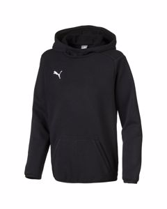 Liga Casuals Hoody Jr Puma Black-puma White