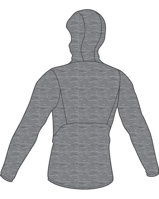 PUMA Liga Casuals Hoody Jacket Jr Medium Gray Heather
