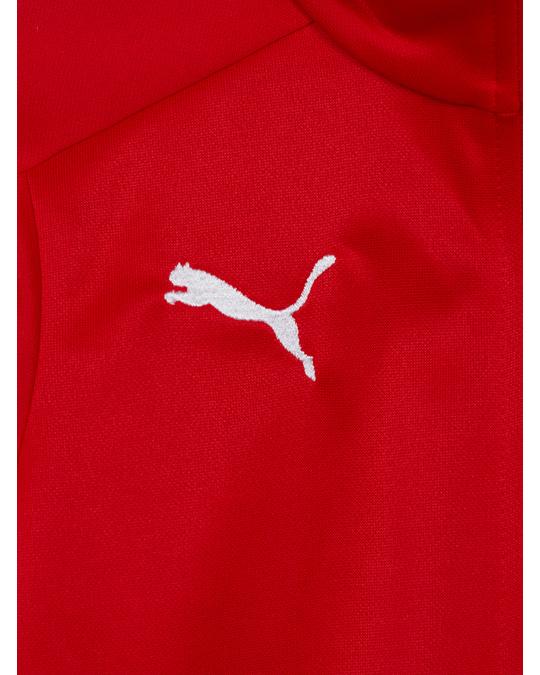 PUMA Liga Casuals Tracktop Jr Puma Red-puma White