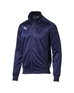 Liga Casuals Tracktop Jr Peacoat-puma White