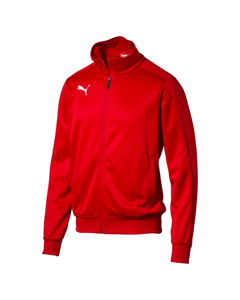 Liga Casuals Tracktop Jr Puma Red-puma White