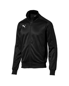 Liga Casuals Tracktop Jr Puma Black-puma White