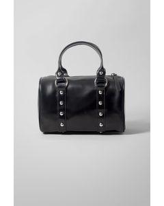 Bowling Handbag Black