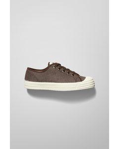Novesta Low Top Sneakers Brown