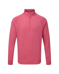 Russell Mens Hd 1/4 Zip Sweatshirt