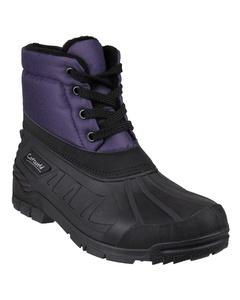 Cotswold Womens/ladies Leoni Lace Up Wellington Boots