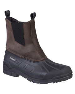 Cotswold Mens Whiteway Hybrid Leather Dealer Boot
