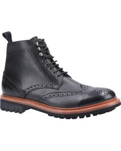 Cotswold Herren Rissington Commando Leder-Stiefel