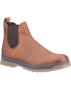 Cotswold Mens Winchcombe Chelsea Leather Boot