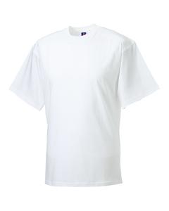 Russell Europe Mens Workwear Short Sleeve Cotton T-shirt