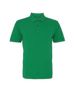 Asquith & Fox Mens Plain Short Sleeve Polo Shirt