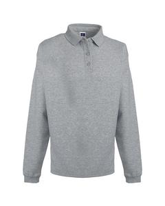 Russell Europe Mens Heavy Duty Collar Sweatshirt