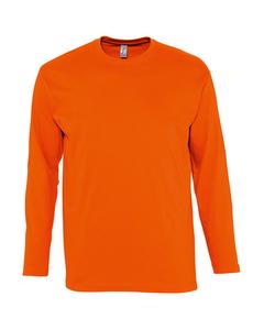 Sols Mens Monarch Long Sleeve T-shirt