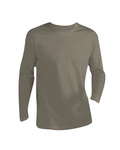 Sols Heren Monarch T-shirt Met Lange Mouwen
