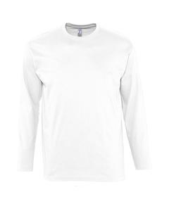 SOLS Herren Monarch Longsleeve / T-Shirt, Langarm
