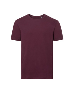 Russell Mens Authentic Pure Organic T-shirt