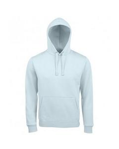 Sols Unisex Volwassenen Spencer Hooded Sweatshirt