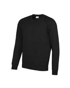 Awdis Academy Mens Crew Neck Raglan Sweatshirt