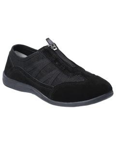 Fleet & Foster Womens/ladies Mombassa Comfort Shoe