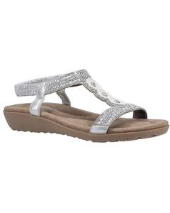 Fleet & Foster Womens/ladies Tabitha Slip On Sandal
