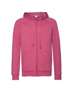 Russell Mens Hd Zip Hooded Sweatshirt
