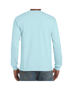 Gildan Mens Hammer Heavyweight Long Sleeve T-shirt