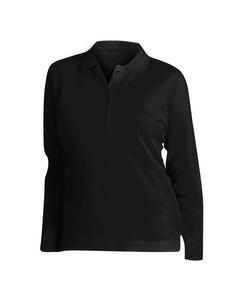 SOLS Podium Damen Pique Polo-Shirt, Langarm