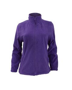 SOLS Damen North Fleece-Jacke mit durchgehendem Reißverschluss