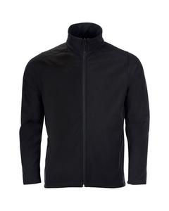 SOLS Herren Race Softshell-Jacke mit durchgehendem Reißverschluss, wasserabweisend