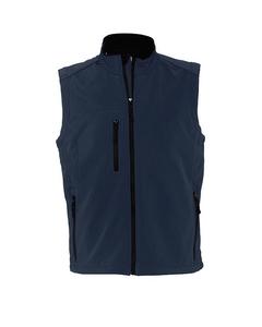 Sols Mens Rallye Soft Shell Bodywarmer Jacket