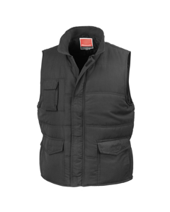Result Mens Mid-weight Bodywarmer Showerproof Windproof Jacket