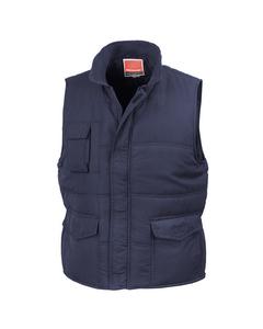 Result Mens Mid-weight Bodywarmer Showerproof Windproof Jacket