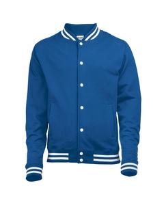 Awdis Volwassenen Unisex College Varsity Jacket