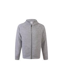 Sf Minni Childrens/kids Zip Hooded Sweatshirt