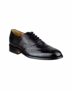 Amblers Ben Leather Soled Shoe / Mens Shoes