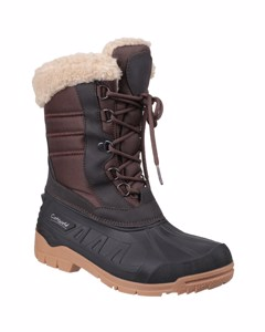 Cotswold Womens/ladies Coset Waterproof Tall Hiking Boots