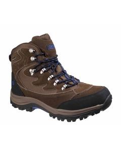 Cotswold Mens Oxerton Waterproof Memory Foam Hiking Boots