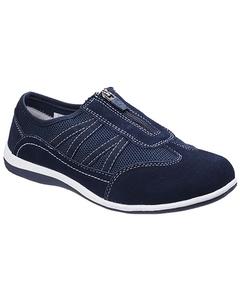 Fleet & Foster Damen Komfort-sneaker Mombassa