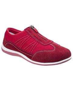 Fleet & Foster Womens/ladies Mombassa Comfort Shoes