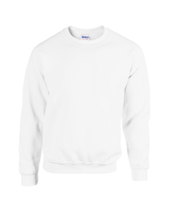 Gildan Heavy Blend Unisex Sweatshirt mit Rundhalsausschnitt