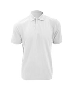 Russell Mens Ripple Collar & Cuff Short Sleeve Polo Shirt