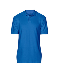 Gildan Softstyle Mens Short Sleeve Double Pique Polo Shirt